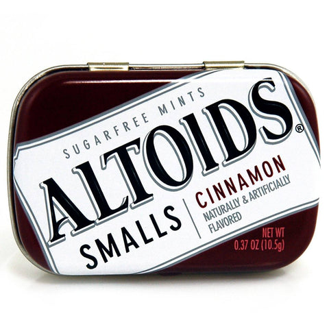 Altoids Smalls - Cinnamon - Plus Candy