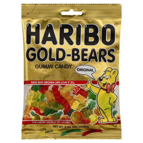 Haribo Gold Bears - Plus Candy