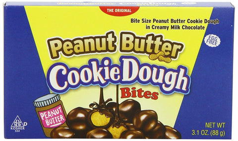 Cookie Dough Peanut Butter Bites - Plus Candy
