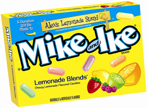 Mike & Ike - Lemonade Blends
