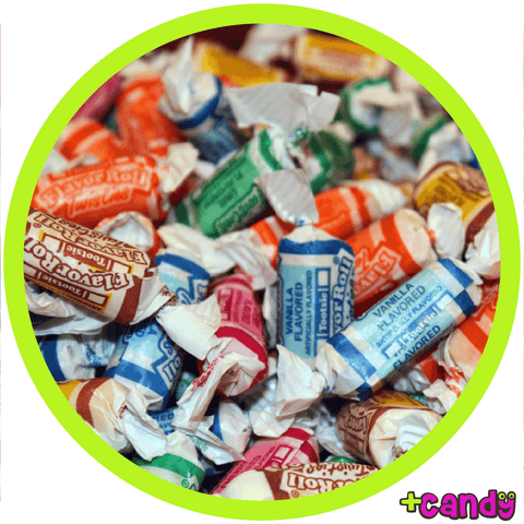 Wrapped Tootsie Roll Fruit Chews Assorted [500g]
