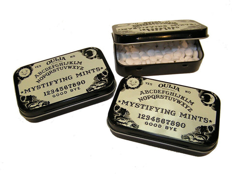 Ouija Mystifying Mints Tin