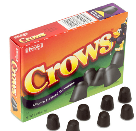 Tootsie Dots Crows