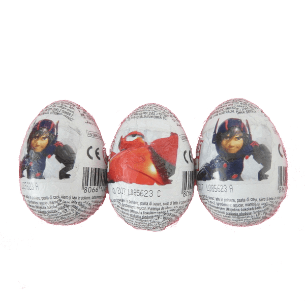 Zaini Chocolate Egg - Big Hero 6