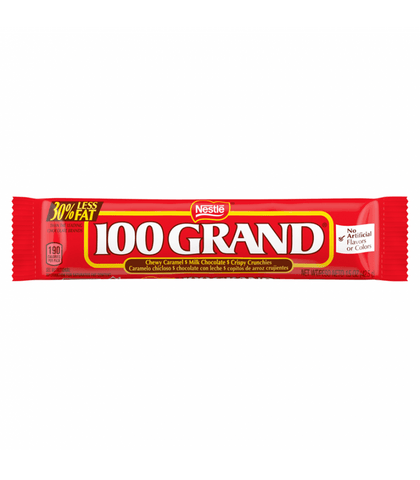 Nestle 100 Grand - Plus Candy