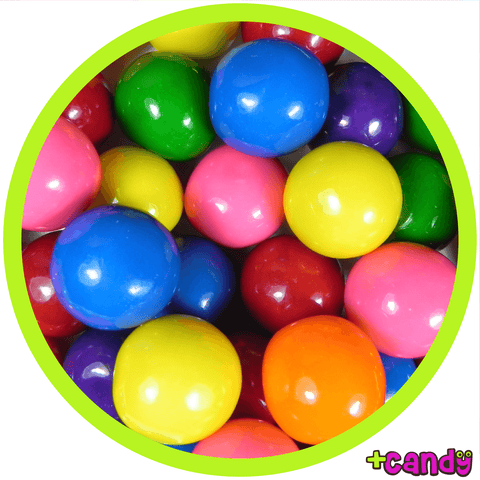 Dubble Bubble Assorted Gumballs [500g] - Plus Candy