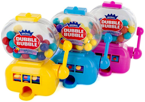 Dubble Bubble Jackpot Gumball Dispenser - Plus Candy
