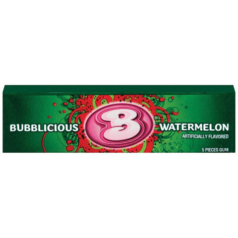 Bubblicious - Watermelon - Plus Candy