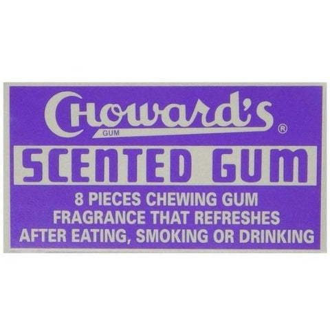 Choward's Scented Gum - Plus Candy