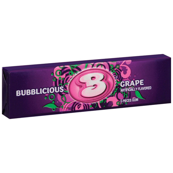 Bubblicious - Grape