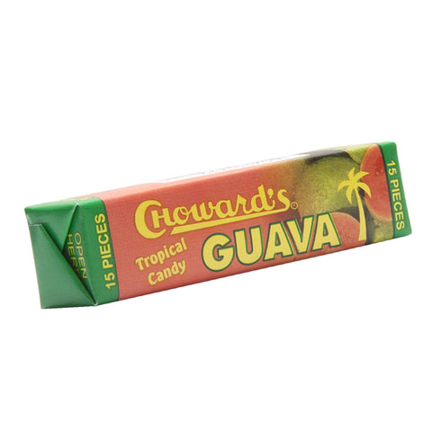 Choward's Guava Mints - Plus Candy