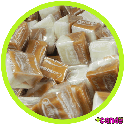 Caramel Split Vanilla Coconut [500g] - Plus Candy