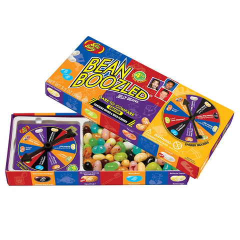 BeanBoozled Spinner Box - Plus Candy