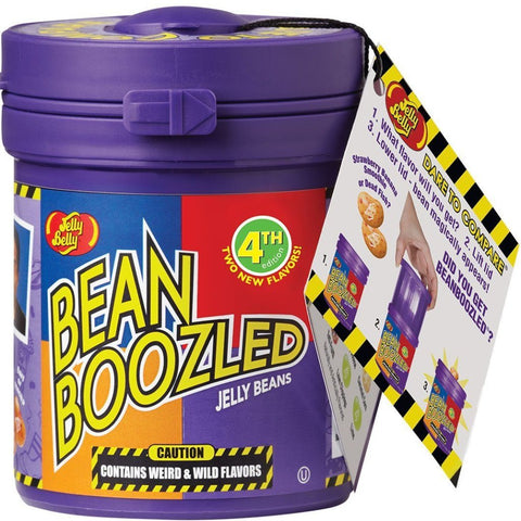BeanBoozled Mystery Bean Dispenser - Plus Candy