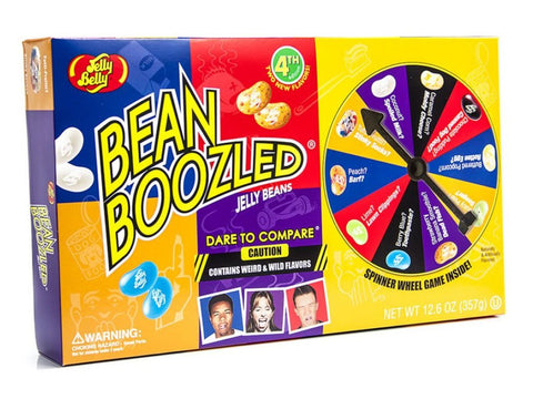Jelly Belly Bean Boozled Jumbo Spinner Gift Box - Plus Candy