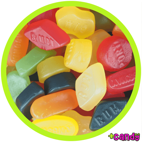 Wine Gums [500g] - Plus Candy