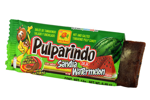 Pulparindo Sandia Watermelon [14g] Mexican