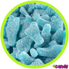 Allan Big Foot Sour - Blue Raspberry [500g] - USA