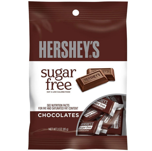 Hershey's Milk Chocolate (Sugar Free)