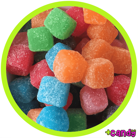 Warheads Sour Chewy Cubes [500g]
