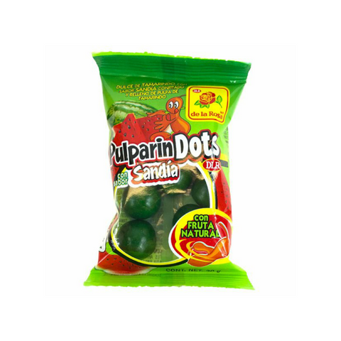 Pulparindots  Watermelon -  [30g] Mexican