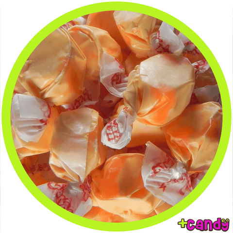 Taffy Town Orange [500g] - Plus Candy