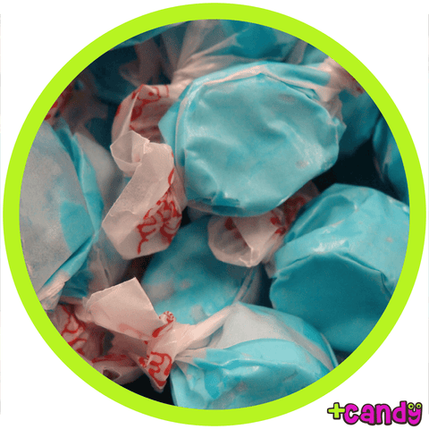 Taffy Town Blue Raspberry [500g] - Plus Candy
