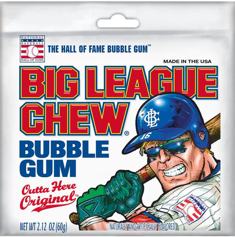 Big League Chew - Original - Plus Candy