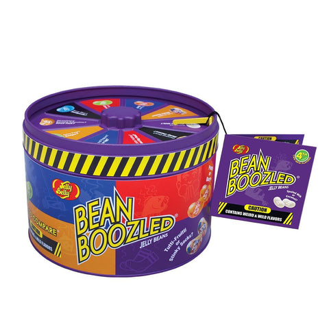 Jelly Belly Bean Boozled Spinner Tin - Plus Candy