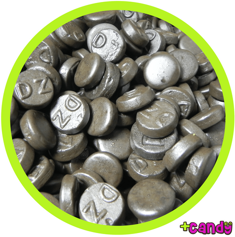 Double Salt Licorice [500g] - Plus Candy