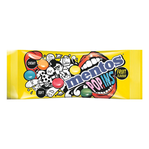 Mentos Popins Chewy
