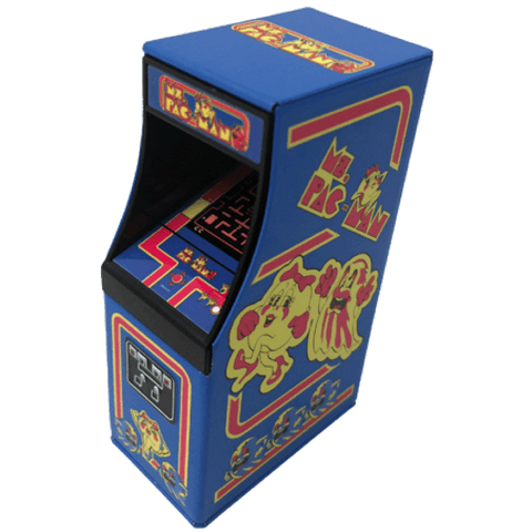 Ms Pac-Man Arcade Ghosts Candy Tin