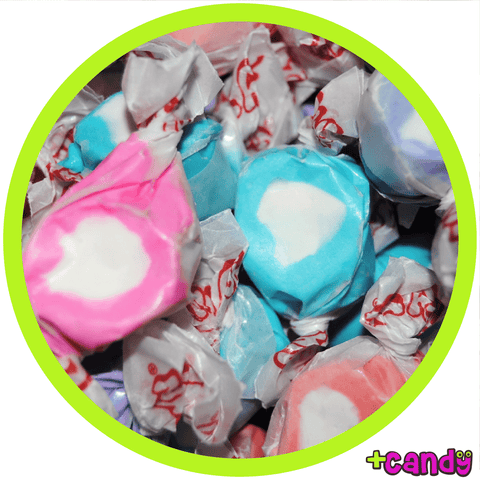 Taffy Town Berries & Crème [500g] - Plus Candy