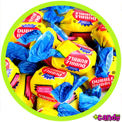 Dubble Bubble 500g - Plus Candy