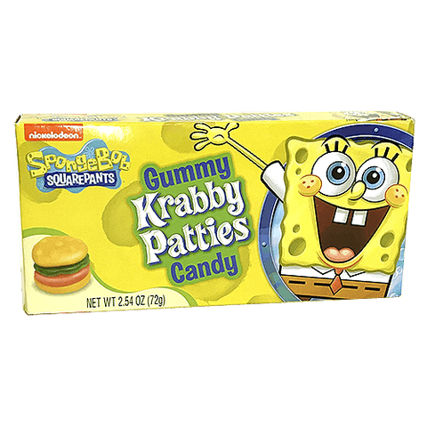 SpongeBob Gummy Krabby Patties