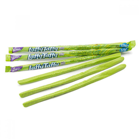 Laffy Taffy Ropes - Sour Apple