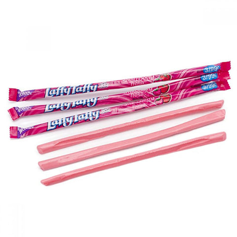 Laffy Taffy Ropes - Strawberry