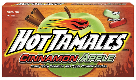 Hot Tamales - Cinnamon Apple