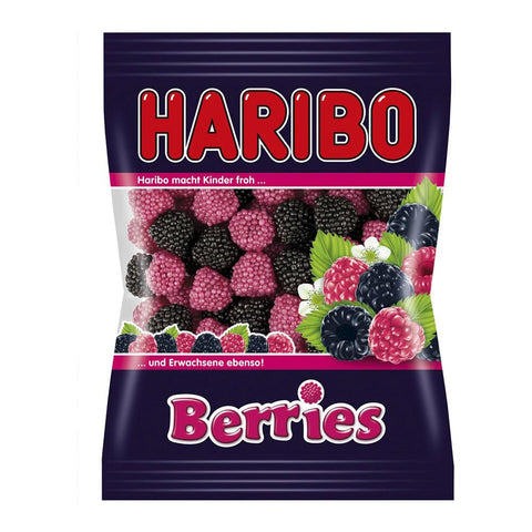 Haribo - Berries - Plus Candy