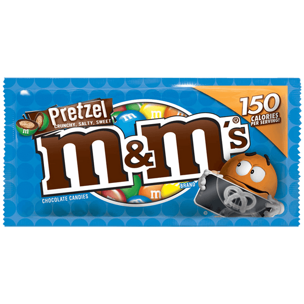 M&M's Pretzel (USA)
