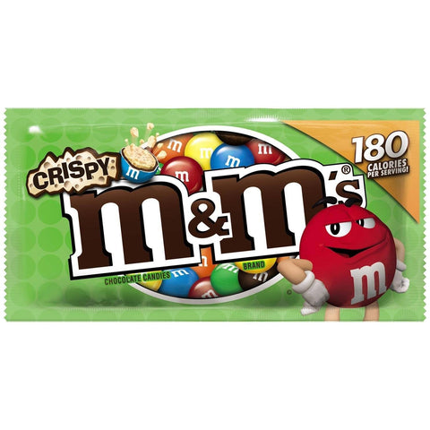 M&M's Crispy - Plus Candy