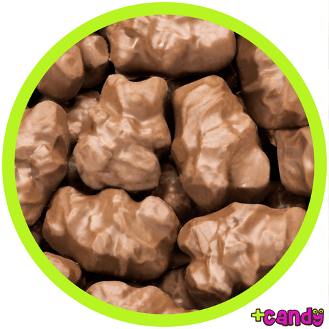 Chocolate Covered Gummi Bears [500g] - Plus Candy