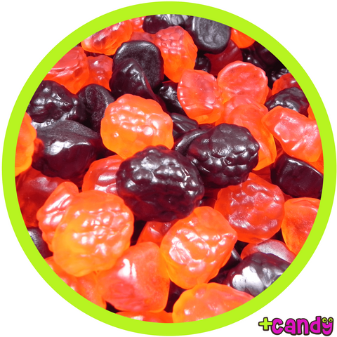 Wild Berries [500g] - Plus Candy