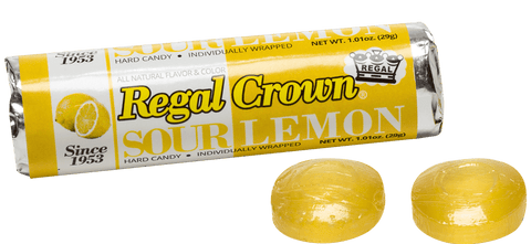 Regal Crown - Sour Lemon [29g]