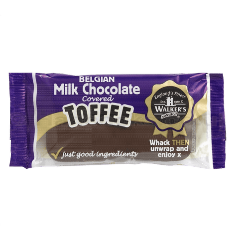Walker's Milk Chocolate Covered Original Toffee
