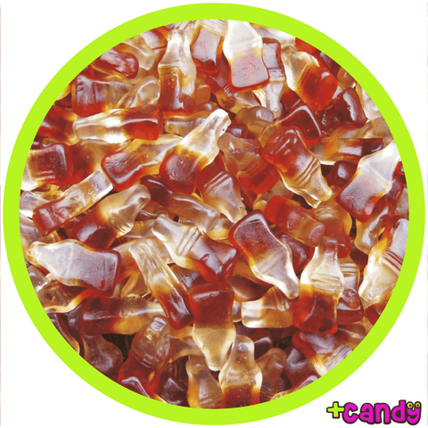 Cola Bottles [500g] - Plus Candy