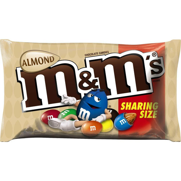 M&M King Size Bag Almond