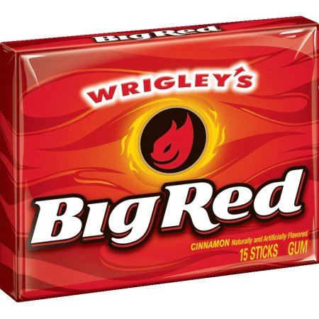 Big Red Gum [30g] - USA