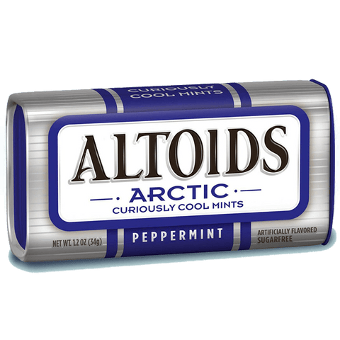 Altoids Arctic - Peppermint  [34g]-UK