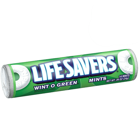 LifeSavers - Wint O'Green